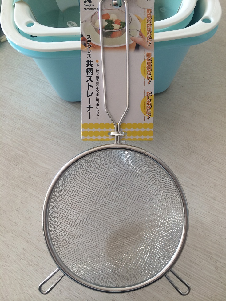 首页 预定商品 轻松厨房 厨房用品 新款厨房不锈钢过滤器 nakajima图片
